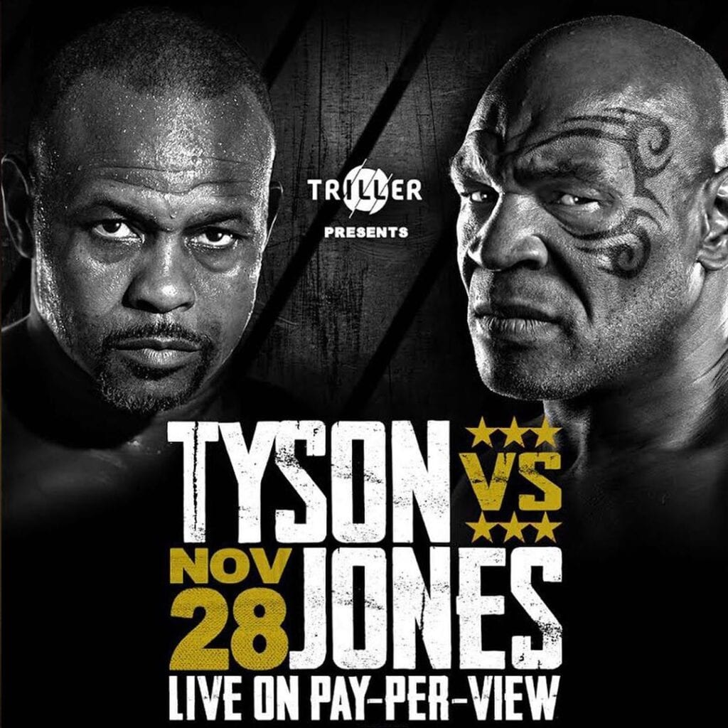 "Payne: Tyson Vs Jones Saturday Night - ""Impossible To Resist"""