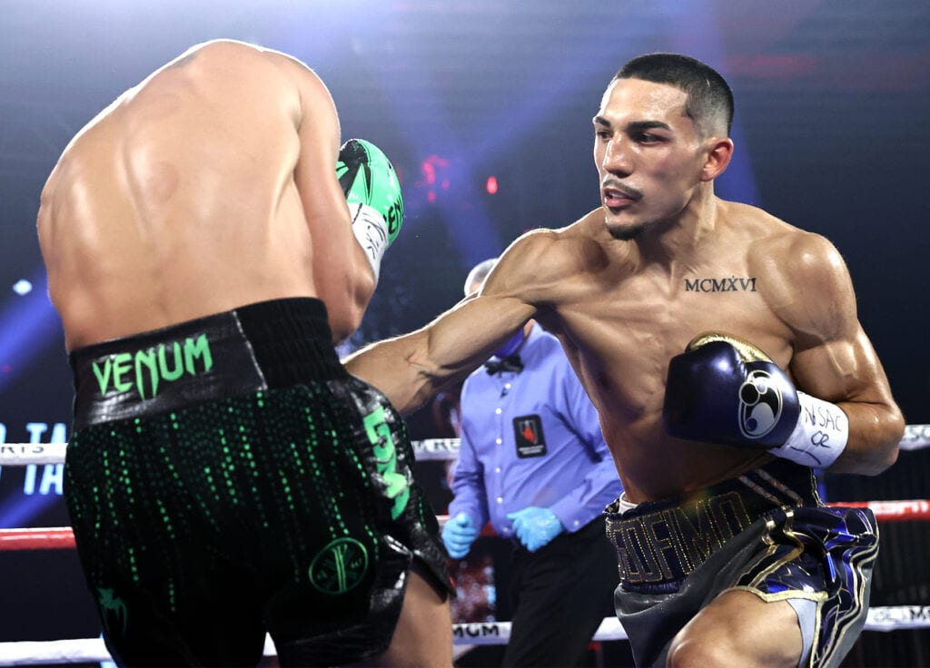 Triller Started Teofimo Lopez-George Kambosos Promotion Friday
