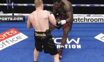 Dillian Whyte Questions Whether Povetkin Had Covid 19