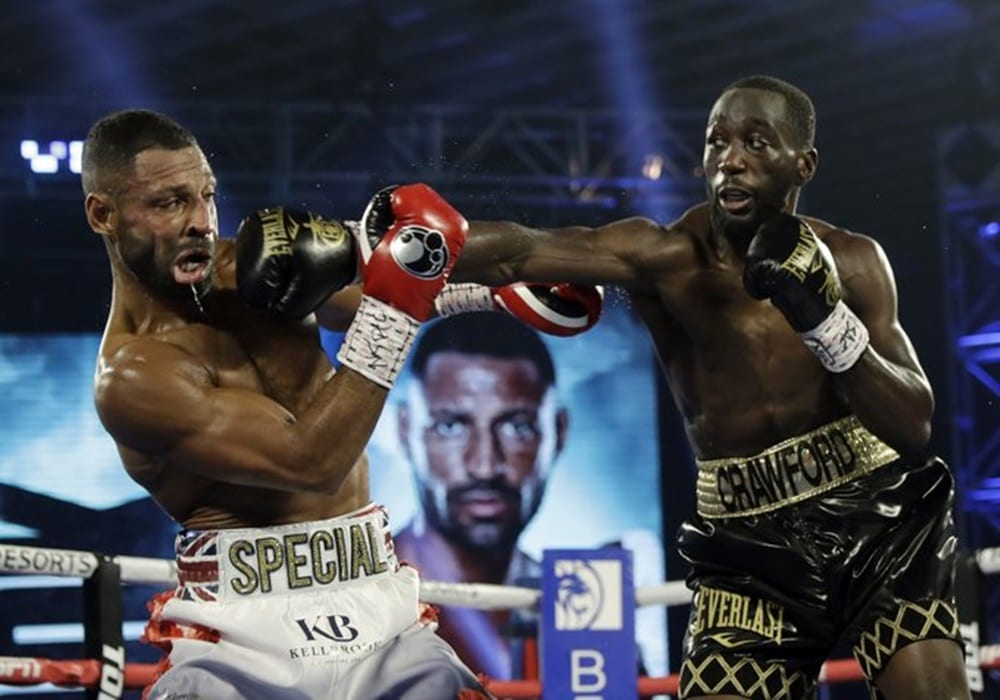 Report- Terence Crawford Will Get Record Guarantee For Porter PPV