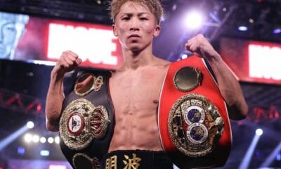 """""""Monster"""" Inoue Scored KO Win Saturday Night"""