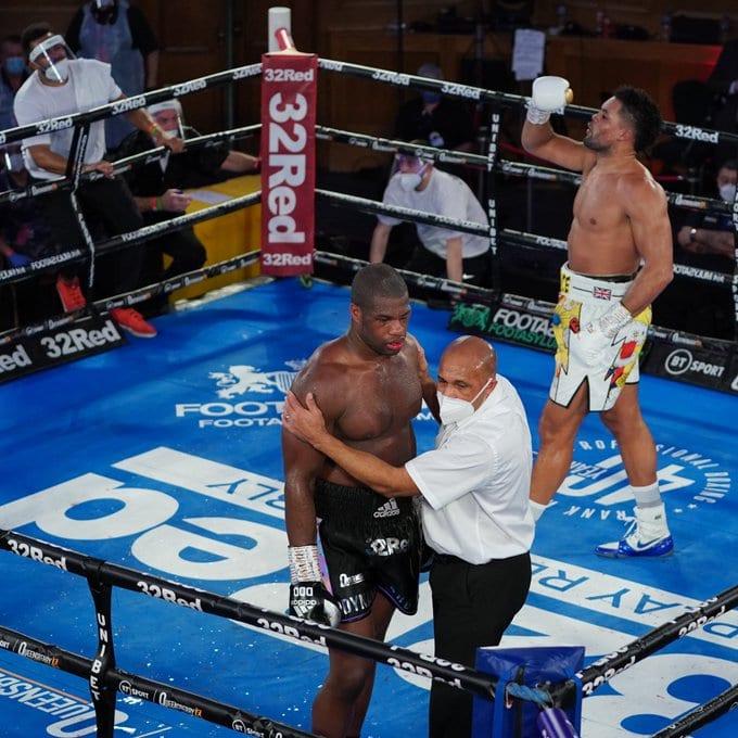 Joe Joyce Stops Daniel Dubois In The 10th Round