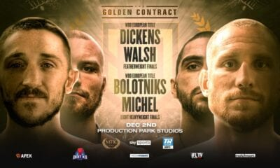 MTK Global Golden Contract