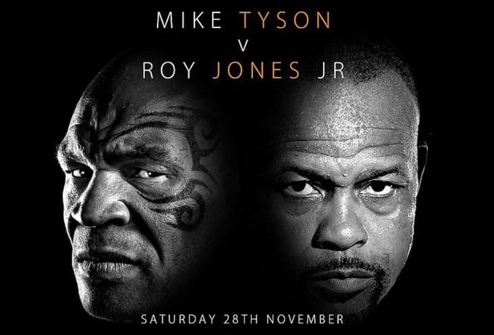 Roy Jones Jr. Plans To Box Anderson Silva After Beating Mike Tyson