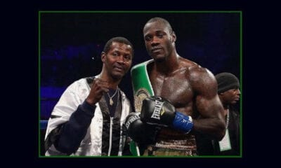 Mark Breland Breaks Silence On Deontay Wilder Dismissal