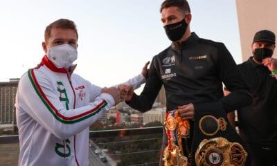 Callum Smith Makes Ring Return on Joshua-Usyk Undercard
