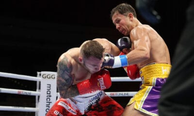 Report- Gennady Golovkin Will Fight Murata Not Canelo Late This Year