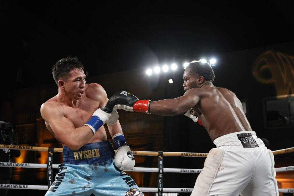 Charles Conwell Faked Injury To Get Out Of Golub Bout