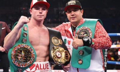 Canelo Alvarez Dominated Callum Smith In Easy Win