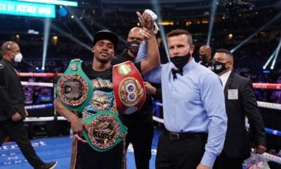 Errol Spence Dominated Danny Garcia In Return Bout