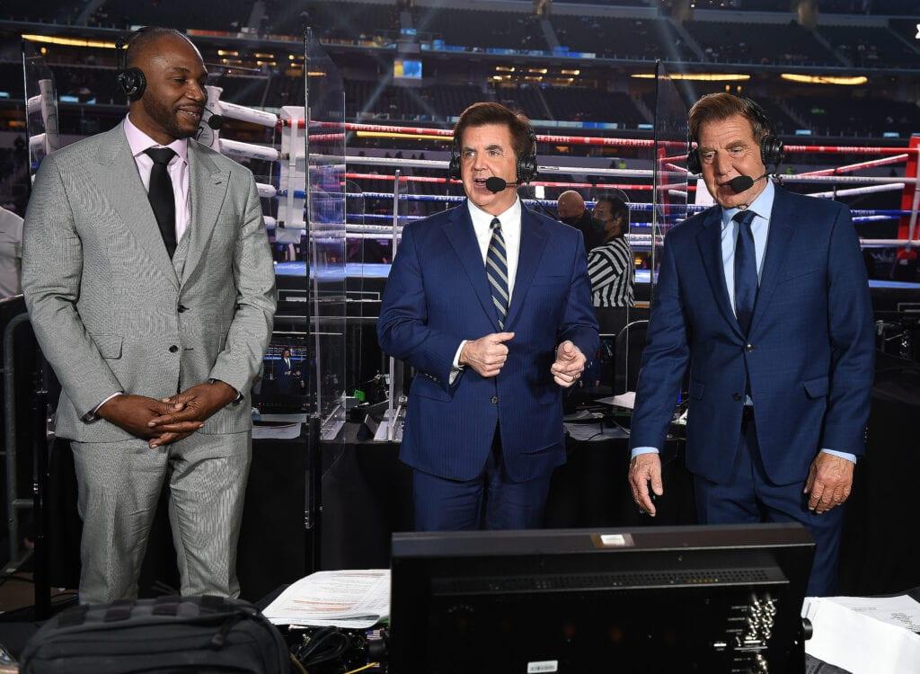 Meet Fox Sports/ESPN Announcer Teams For Fury-Wilder