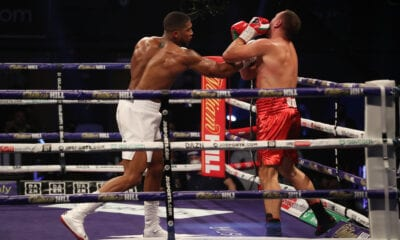 Report- Joshua-Pulev Did Solid PPV Numbers In U K