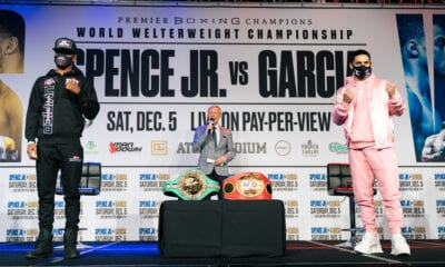 Spence-Garcia Is Finally Upon Us