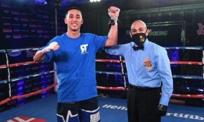 Thompson Boxing Resulys from Final Show