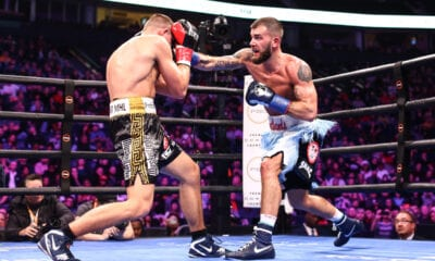 Caleb Plant Looks To Stay In Canelo Path Saturday