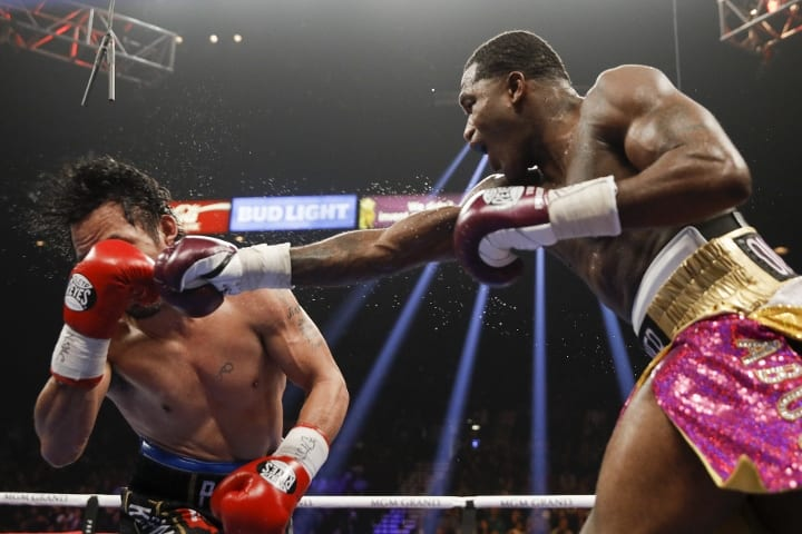 Adrien Broner To Headline Showtime Card In February