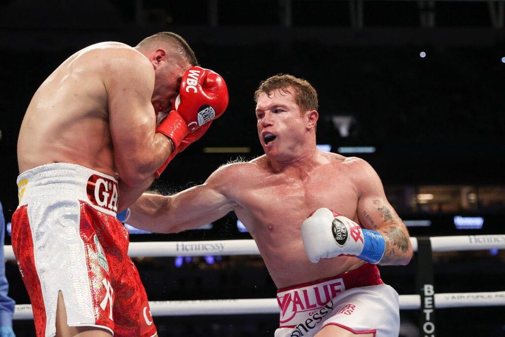 Canelo Alvarez Agreed To Fight Caleb Plant In November