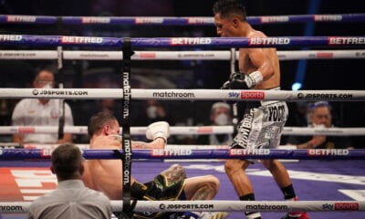 Josh Warrington stunned by Mauricio Lara 9th Round KO