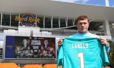 Canelo Ready For Showdown In Miami