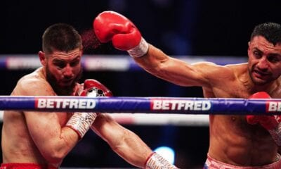 Saturday Night's Loss Shouldn't Be End Of Josh Kelly