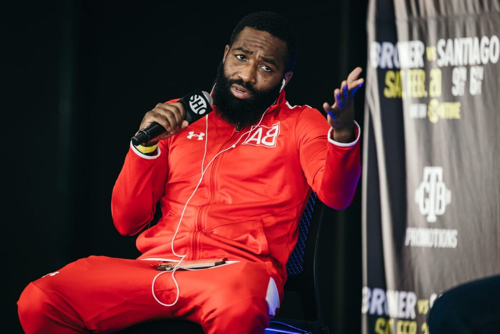Broner Weight Controversy Builds Prior To Friday Weigh-In