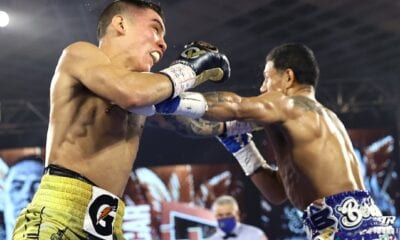 Oscar Valdez Stuns Miguel Berchelt To Become New Champ