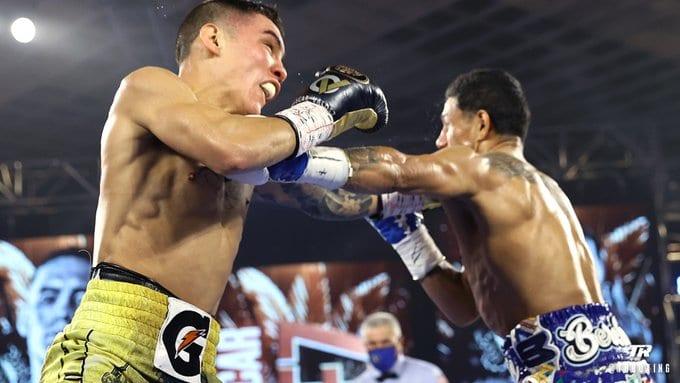 Oscar Valdez Stuns Miguel Berchelt To Become New Champ