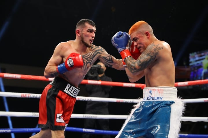 IBF Orders Rakhimov To Fight Different Opponent For Vacant Title