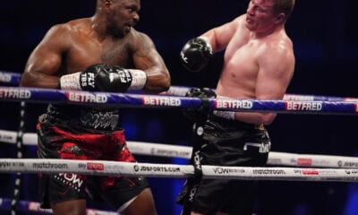 Report- Who's Fighting Dillian Whyte Next?
