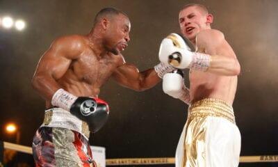 Brandon Adams Scored Dramatic KO In Ring City Main Event
