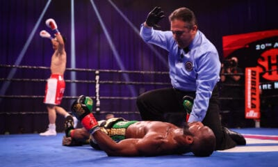 Brandun Lee Continued His KO Streak Wednesday