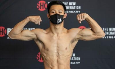 Brandun Lee Ready To Headline Wednesday On ShoBox