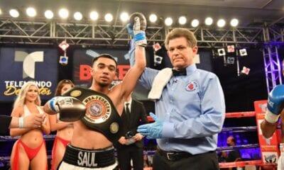 Saul Sanchez To Headline Next Shobox
