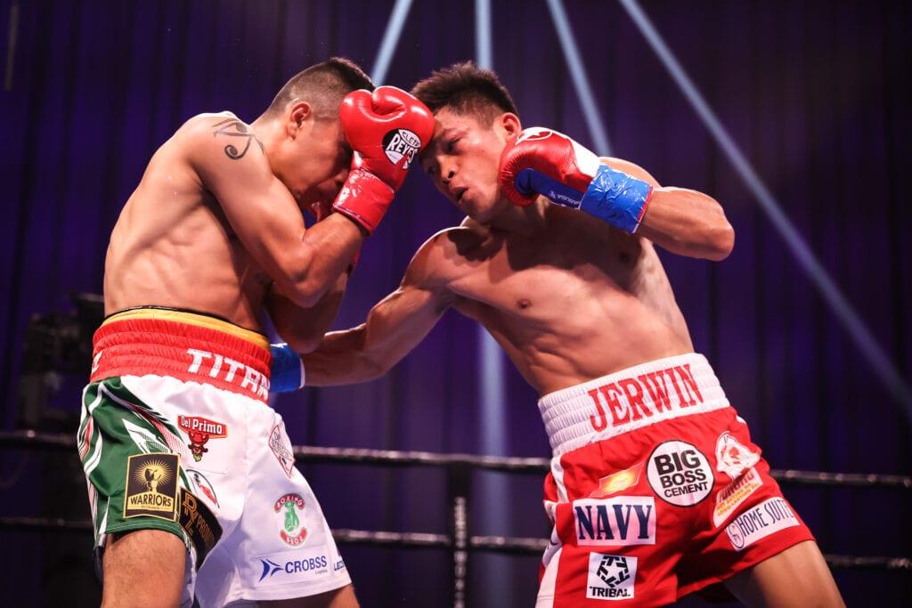 Jerwin Ancajas Retains Against Game Gonzalez