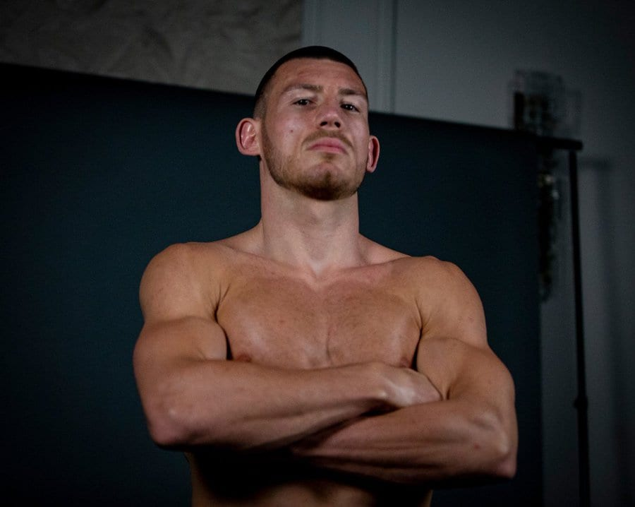 """Liam Williams To Demetrius Andrade- """"Gonna Leave You Sleeping"""""""