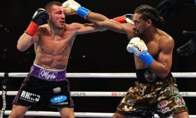 Demetrius Andrade Cruised Easy Win Over Liam Williams Saturday