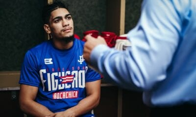 Figueroa-Bocachica Signs With Salita and Kings Promotions
