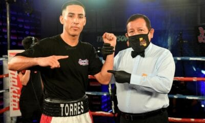 Ruben Torres To Headline Next Thompson Boxing Card
