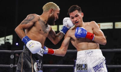 Report- Fulton-Figueroa Bout Moving To September 18th