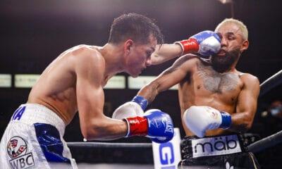 Brandon Figueroa Drops Nery To Claim WBC Title