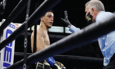 Failure To Stop Punch After Bell Aided Nonito Donaire KO