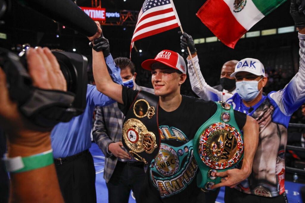 Brandon Figueroa Positive For Covid 19- Fulton Fight Off