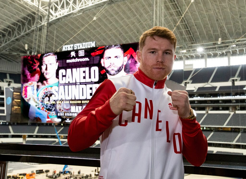 Canelo-Caleb Plant September Fight In Jeopardy?