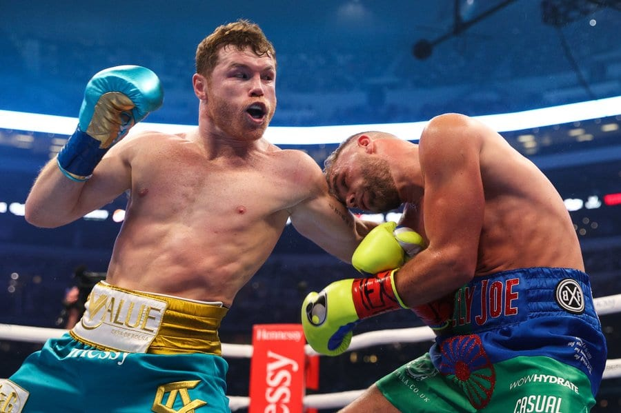 Billy Joe Saunders Not Answering Bell Was Disappointing