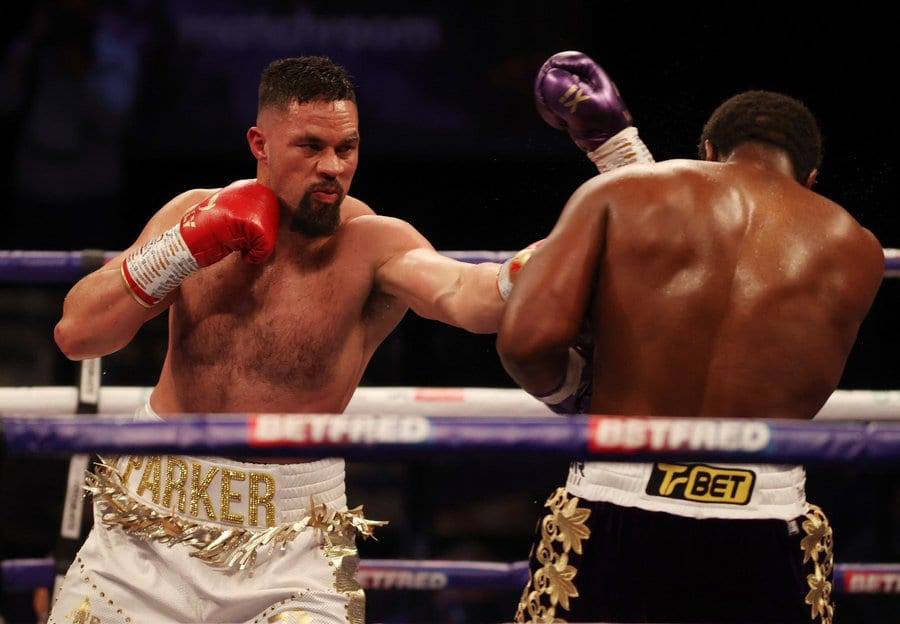 Joseph Parker Rallied For Decision Over Dereck Chisora Saturday