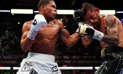 Report- With Ryan Garcia Injured Haney-Diaz Will Happen December