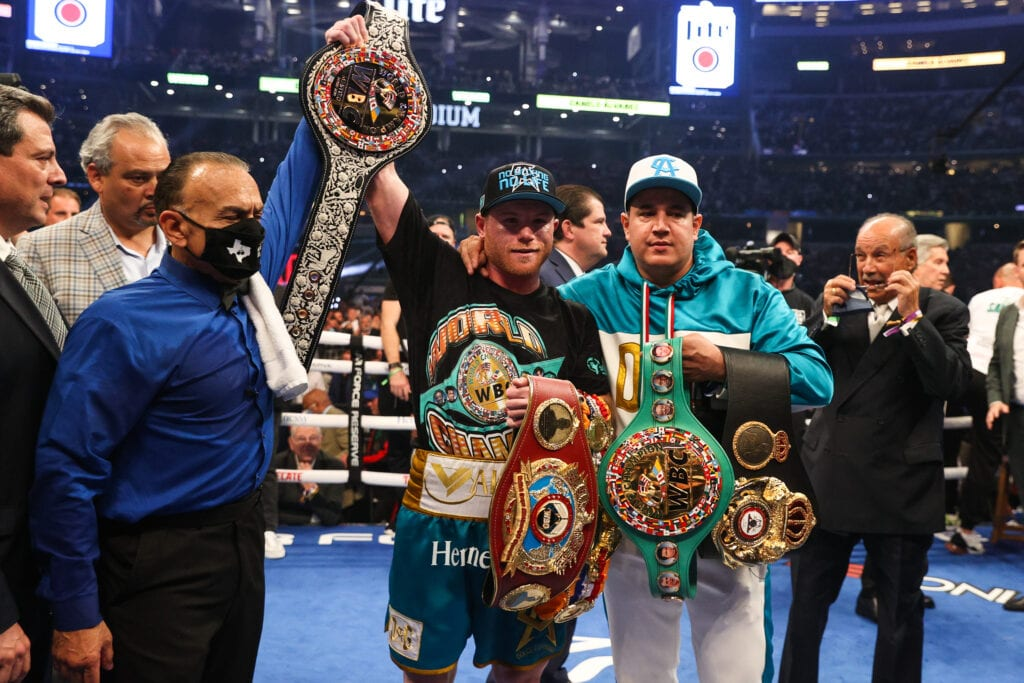 Reports- Canelo-Caleb Plant Will Be Showtime PPV