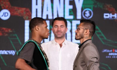 Devin Haney Faces His Toughest Yet In Linares