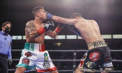 Danny Roman Decisions Ricardo Espinoza