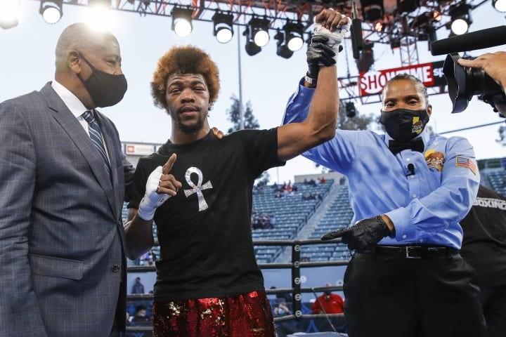 Gary Antuanne Russell: I Want Broner Next